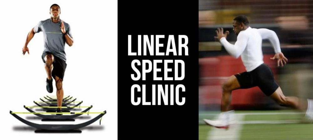 Linear Speed Clinic Series - True AP