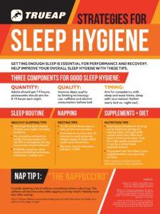 Strategies for Sleep Hygiene - True AP